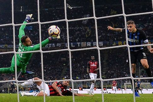 L\'Olympiakos en eaux troubles, l\'AC Milan perd le derby