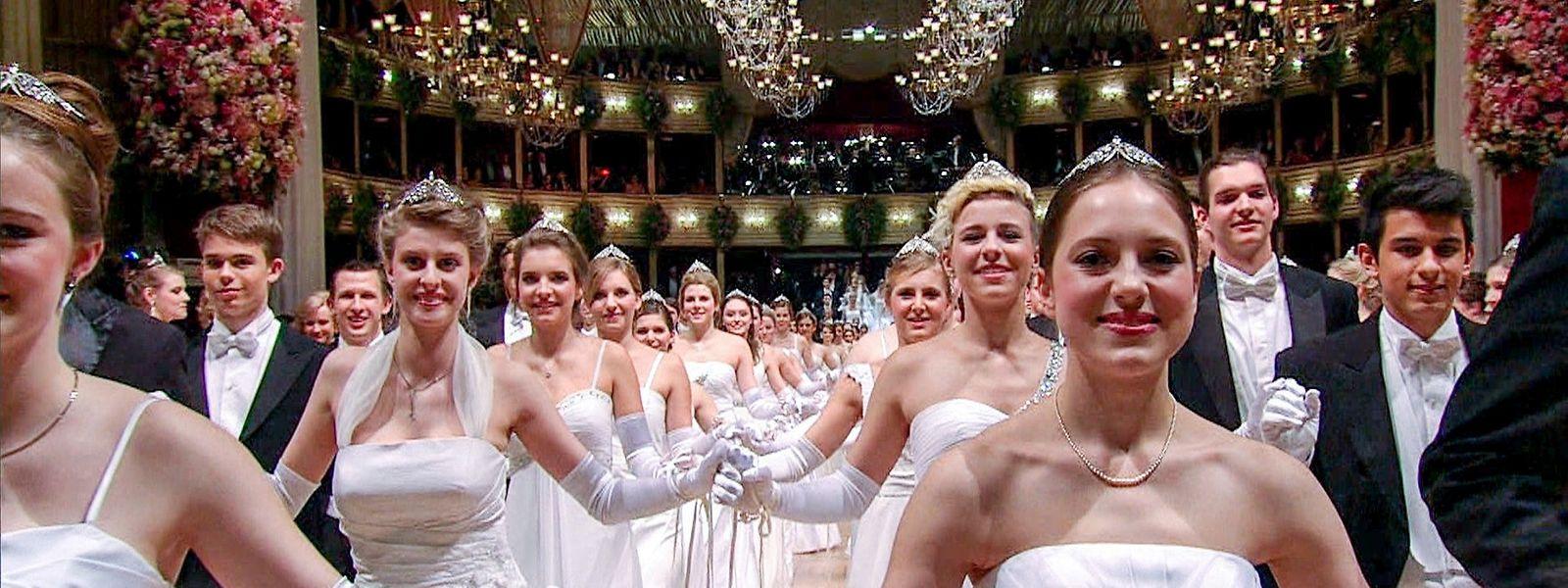Der Wiener Opernball wird auch in diesem Jahr auf dem Sender 3Sat übertragen (4. Februar, 20.15 Uhr).
