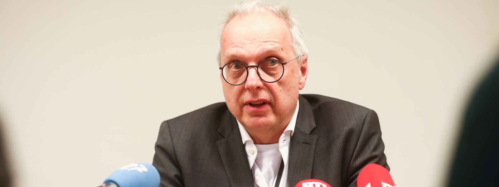 Dr. Jean-Claude Schmit, Direktor der Gesundheitsverwaltung, gibt sich zuversichtlich, dass die ausländischen Behörden ihre Arbeit tun.