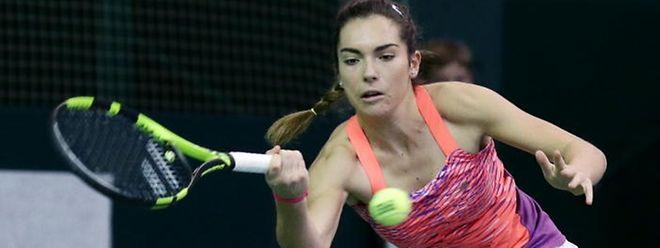 In Grenoble scheiterte Eléonora Molinaro erst im Finale.