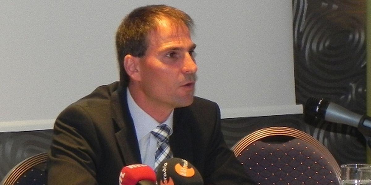 Patrick Duarte é administrador e director de vendas da Monster.lu