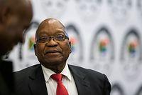 Täter oder Opfer: Südafrikas Ex-Präsident Jacob Zuma muss sich verantworten.