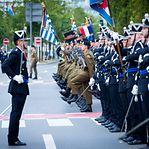 Festa Nacional. Veja o vídeo do desfile militar