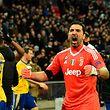 Gianluigi Buffon hat es geschafft. Die Torwartlegende steht mit Juventus Turin im Viertelfinale.