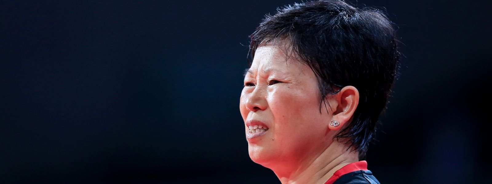 Ni Xia Lian nimmt zum fünften Mal an Olympischen Sommerspielen teil.