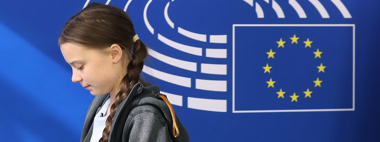 """Greta Thunberg in Brüssel: """"Wir brauchen nicht nur Ziele für 2030 oder 2050."""""""