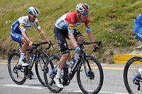 Bob Jungels (r.), Julian Alaphilippe (l.) Deceuninck-Quick Step, Tour Colombia, 2020, Foto: Mario Stiehl / Foto: Mario Stiehl