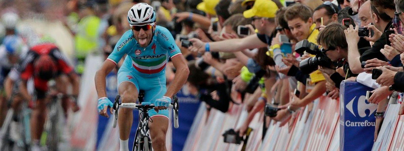 Vincenzo Nibali ist das Aushängeschild von Astana.