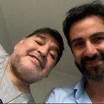 Médico de Maradona apresenta-se voluntariamente às autoridades judiciais