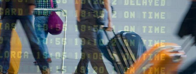 Wichtige Fluggastdaten werden künftig gespeichert.