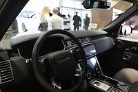 Lokales, Autofestival 2020, Land Rover, Foto: Chris Karaba/Luxemburger Wort