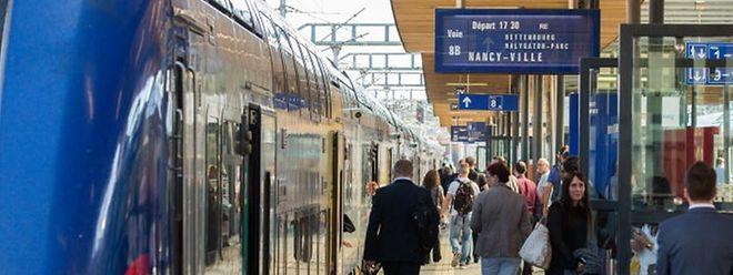Für viele französische Pendler dürfte der Streik unangenehme Folgen haben.