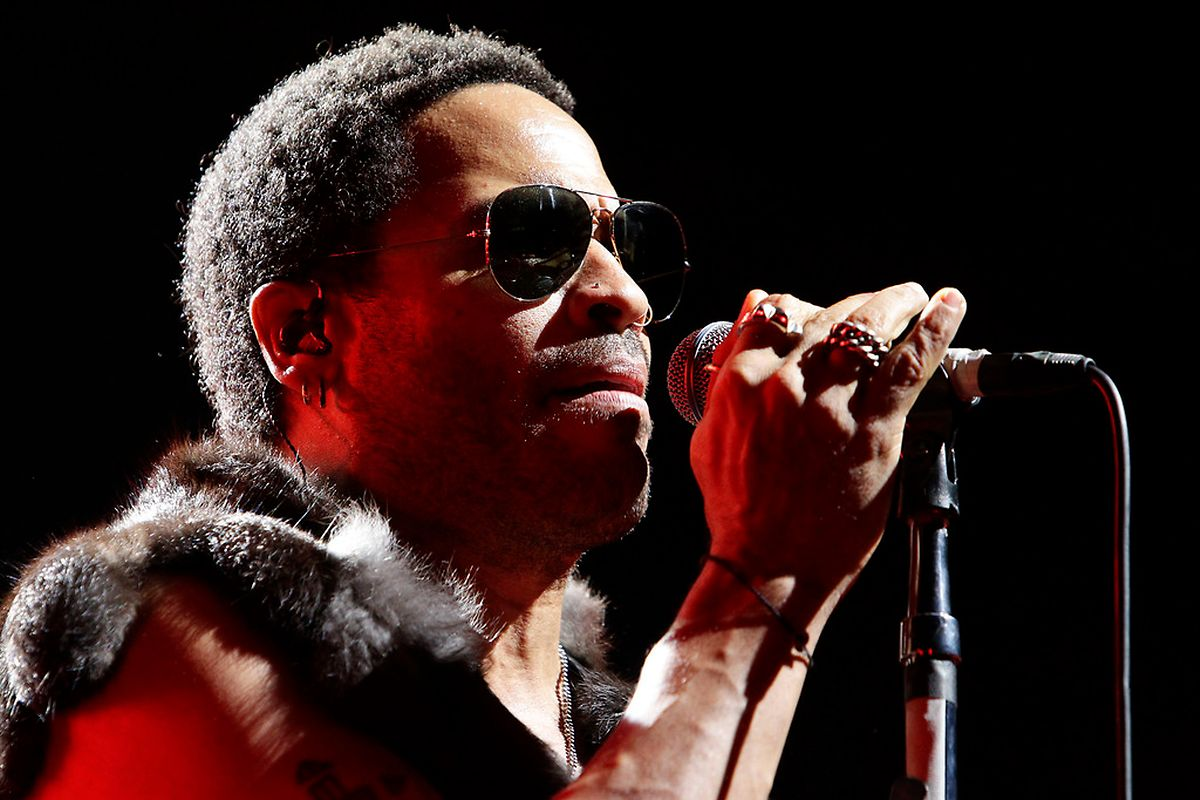 Lenny Kravitz - live in der Rockhal
