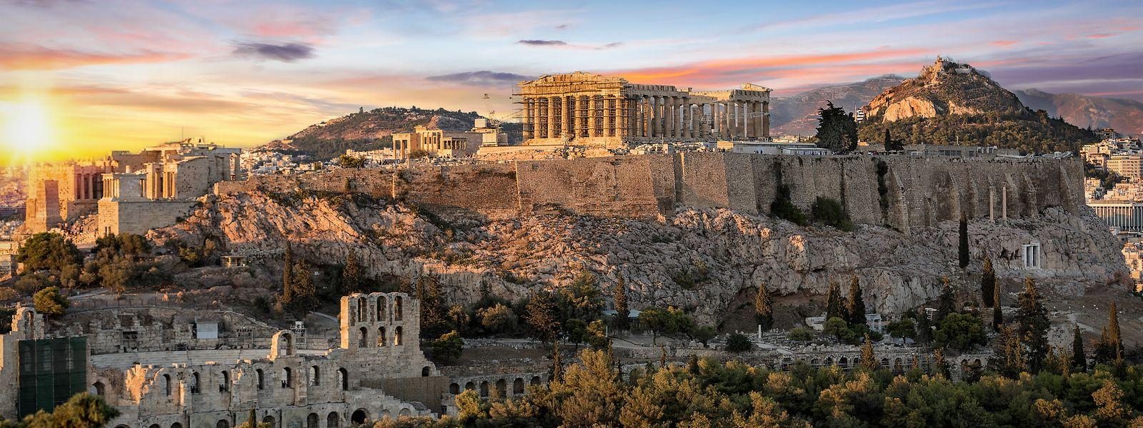 Das neue Tourismusmotto in Griechenland soll lauten: mehr Luxus, weniger Masse.