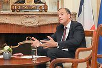 ITW Ambassadeur de France Bruno Perdu à l'occasion du 14 Juillet