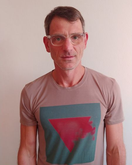 Hynek Dedecius, artistic director for the CinEast film festival