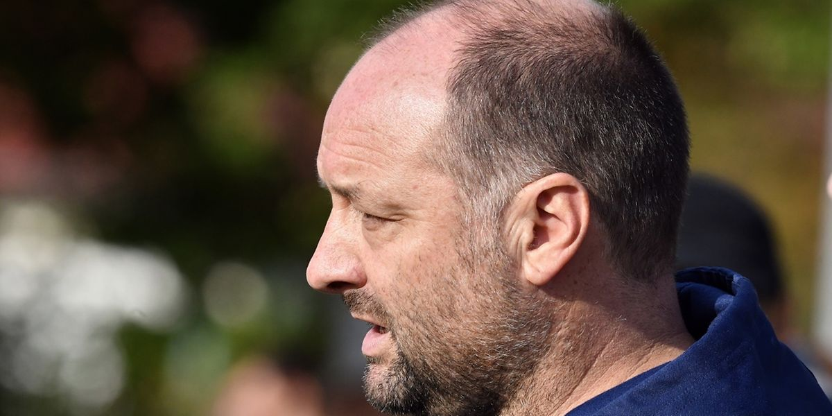 Patrick Wagner, le coach Boevange,