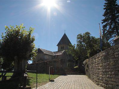 A aldeia de Girsterklaus é conhecida pela sua igreja que acolhe a peregrinação mais antiga do Grão-Ducado