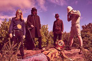 Aubruch in psychedelische Welten mit der britischen Band The Coral.