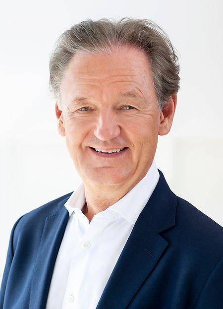 Rainer Holm-Hadulla ist Kreativitätsforscher, Berater an der Universität Heidelberg und Buch-Autor.