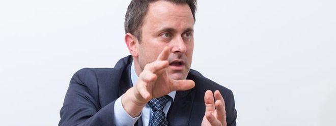 Premier Xavier Bettel sucht nach neuen Wegen bei der Integration von Flüchtlingen.