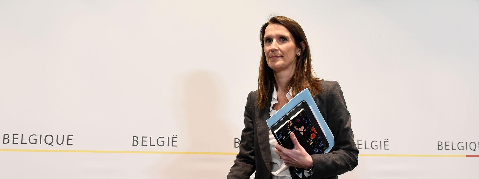 «La situation a évolué et nous a obligés à prendre des mesures sévères pour endiguer la propagation du virus», a indiqué la Première ministre Sophie Wilmes.