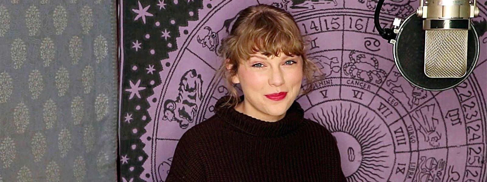 Die US-Sängerin Swift sicherte sich drei Trophäen - wie der Kanadier Justin Bieber.