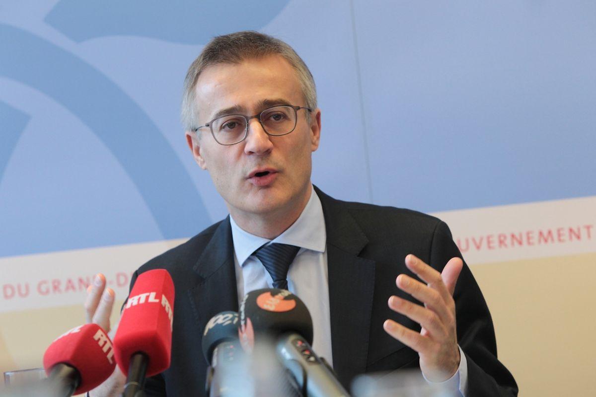 Felix Braz: «La procédure de naturalisation dure aujourd'hui en moyenne 6 à 8 mois au Luxembourg. Avec la procédure d'option ça peut aller plus vite.»