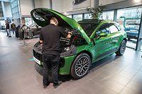 AUTOFESTIVAL 2019: Porsche, Foto: Lex Kleren/Luxemburger Wort