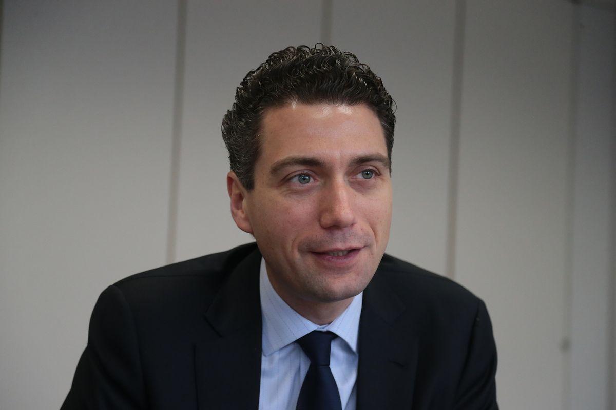 Ingo Speich betreut seit Langem das Thema Nachhaltigkeit bei Union Investment.
