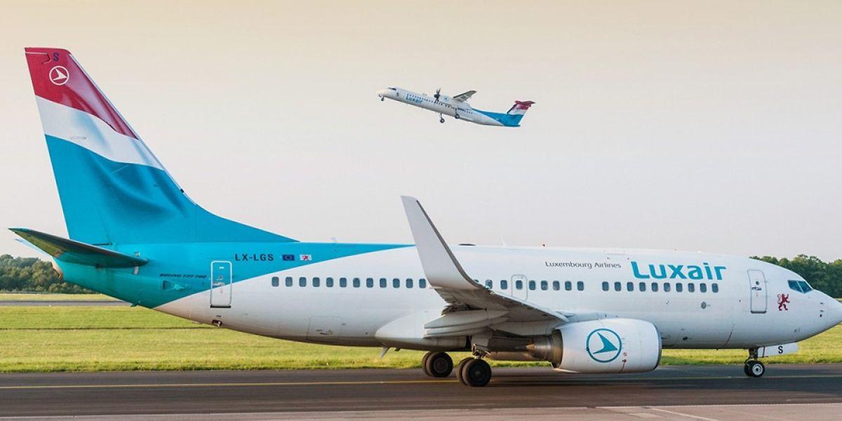 Luxair a acheté deux nouveaux Boeing 737-700 de ce type qui seront livrés au printemps prochain