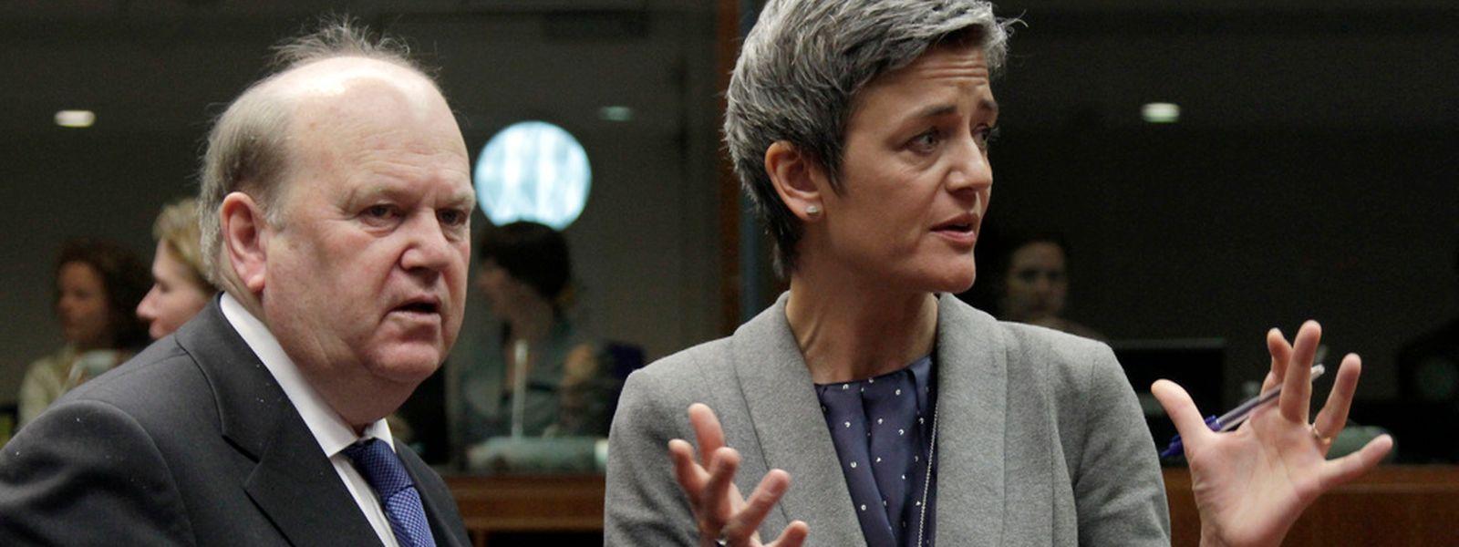 Die dänische EU-Wettbewerbskommissärin Margrethe Vestager drückt bei den Ermittlungsverfahren gegen Luxemburg und anderen Staaten aufs Tempo.