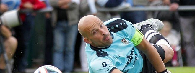 F91 um Nationaltorwart Jonathan Joubert kam in Strassen nicht über ein 2:2 hinaus.