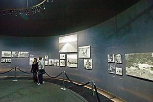 Wasserturm D�delingen Ausstellung Edward Steichen The Bitter Years