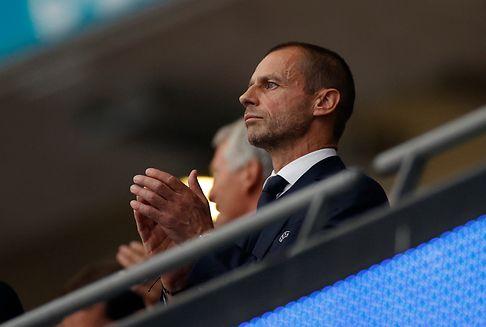 Die UEFA ist auf der Verlierstraße