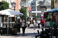 Wirtschaft,  Illustartion, nach der Covid-Krise, lockdown, wie geht es dem Einzelhandel, Foto: Anouk Antony/Luxemburger Wort