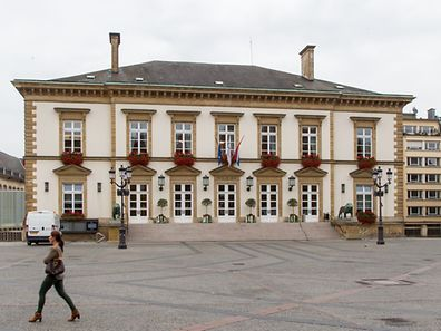 There was much to be discussed at Luxembourg City's town hall meeting on Monday