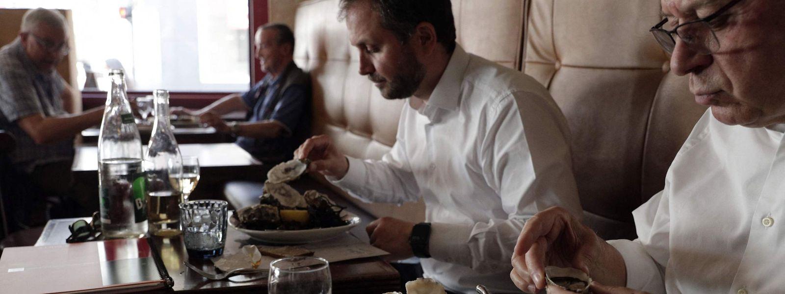 Seit Mittwoch können Restaurants in Frankreich auch wieder innen öffnen.