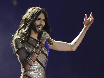 Conchita Wurst est la tête d'affiche de l'Eurovision Gala Night qui se déroule ce week-end au conservatoire de Luxembourg-Ville.
