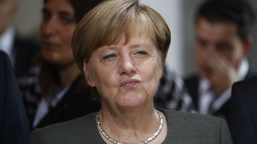 Merkel zu Erdogan -