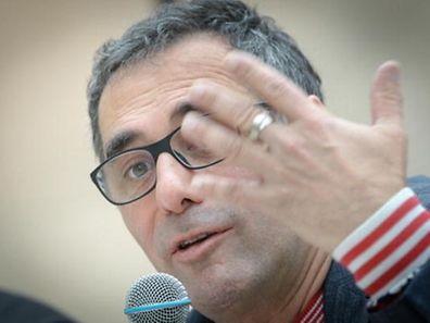 Mudam-Direktor Enrico Lunghi muss sich auf Sanktionen gefasst machen.