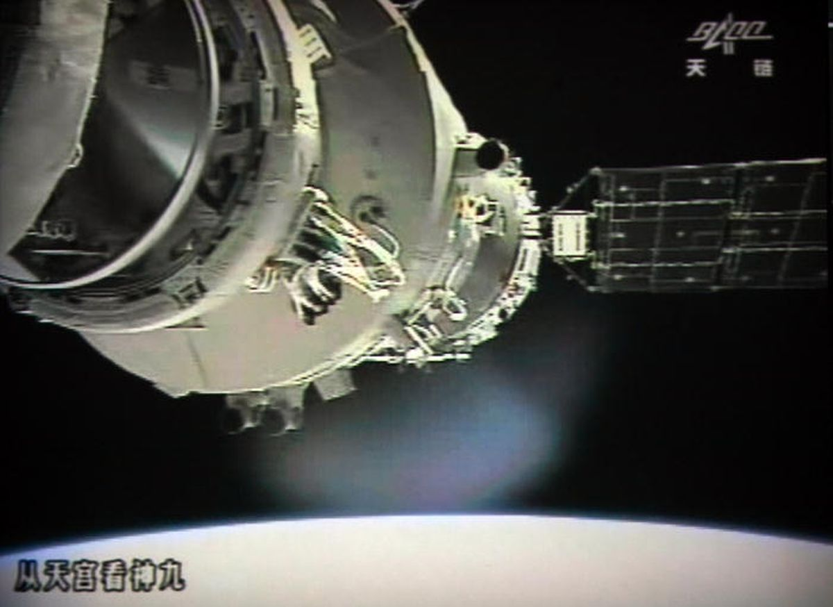 Tiangong-1 a fini par retomber... au point Nemo. Au milieu de nulle part comme 6.000 objets de l'espace. Mais le risque existe.