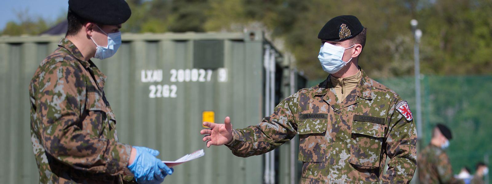 Die Armee ist ein wichtiger Helfer im Falle von Krisen und Katastrophen, so auch in der Corona-Krise und rezent bei der Hochwasserkatastrophe.
