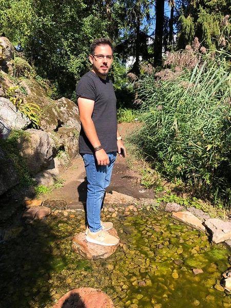 """Mike Mejias, Präsident der Luxemburger Junggärtner: """"Im Garten kann man zu dieser Zeit sehr viel tun."""""""