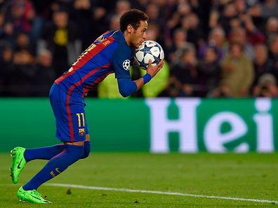 Neymar und der FC Barcelona schafften eine spektakuläre Aufholjagd.