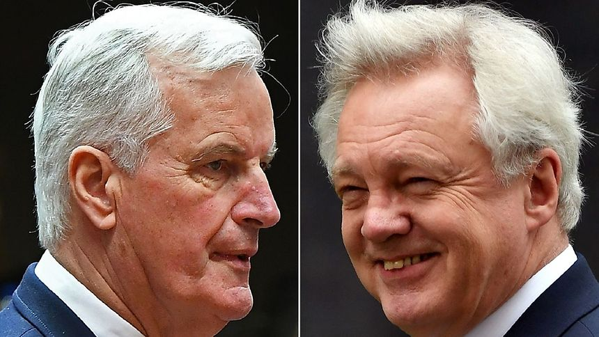 UK, EU talk up chance of Brexit deal