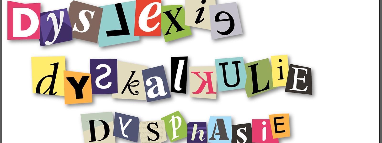 Zwei bis fünf Prozent der Menschen in Luxemburg sollen unter Dyslexie leiden.