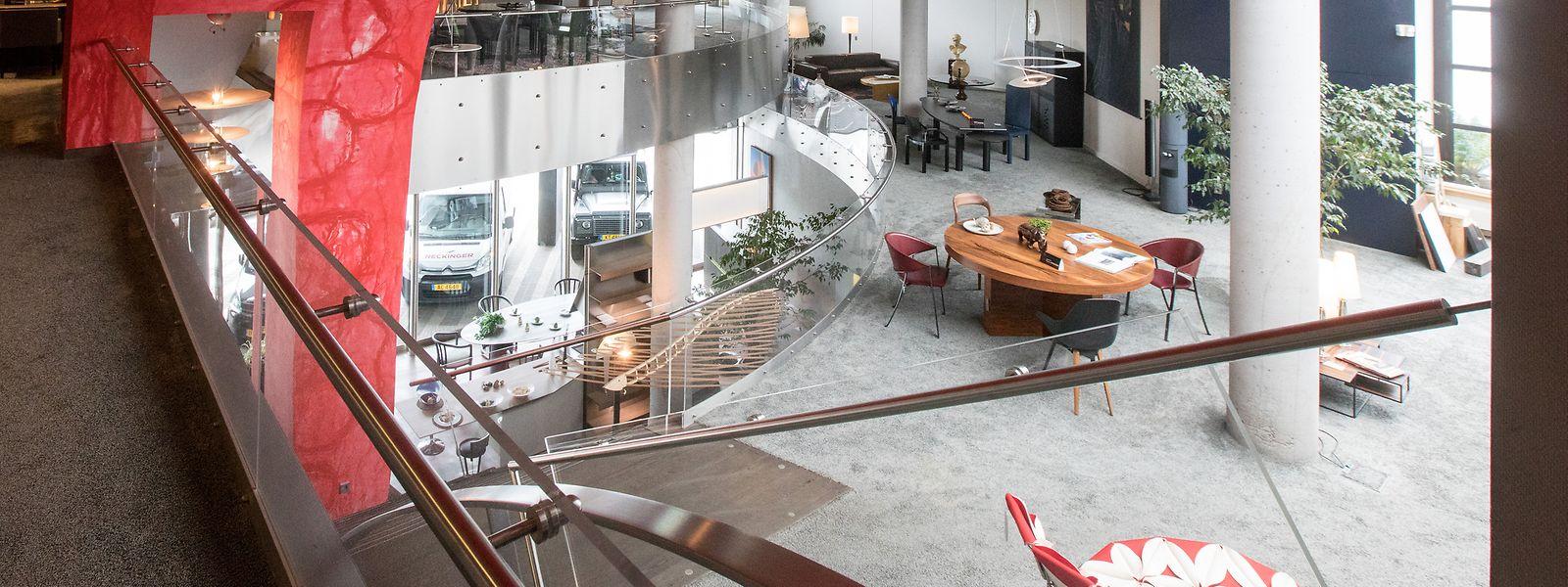 L'Espace Lavandier va se transformer en Konschthal entièrement dédiée à l'art contemporain.