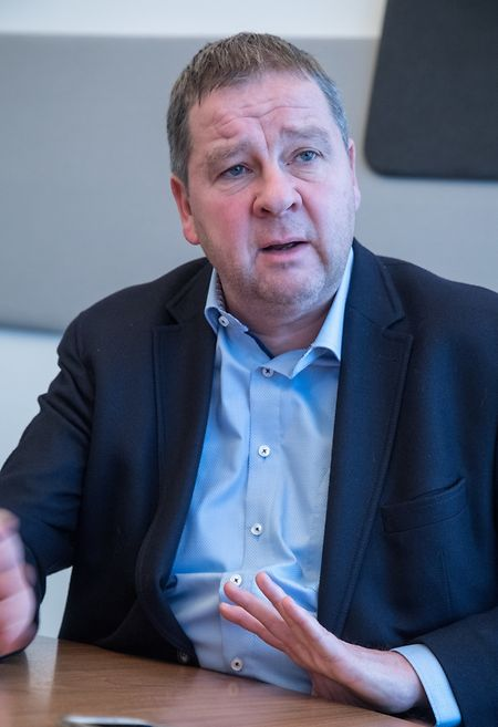 Michel Wolter: «Je ne pars même pas du constat que le CSV sera au gouvernement. Parce que pour être au gouvernement il faut gagner les élections. Et les élections se joueront le 14 octobre 2018.»