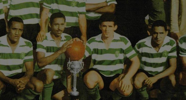 Lúcio Soares, o terceiro (da esquerda para a direita) na foto.